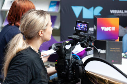 Visual Media Conference 2019 - Kate Love MG 0599