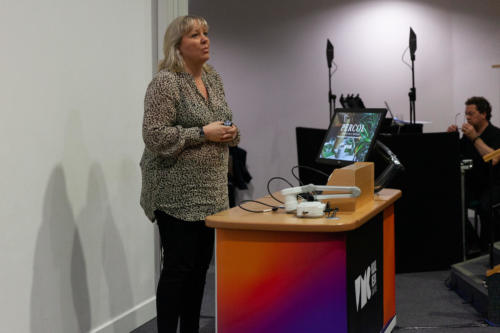 Visual Media Conference 2019 - Kate Love MG 0752