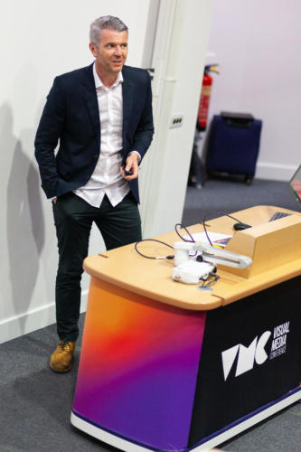 Visual Media Conference 2019 - Kate Love MG 0762