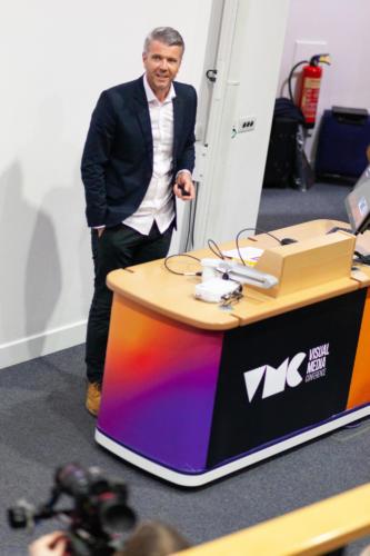 Visual Media Conference 2019 - Kate Love MG 0764